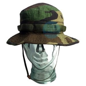1999 Military Camo Hat